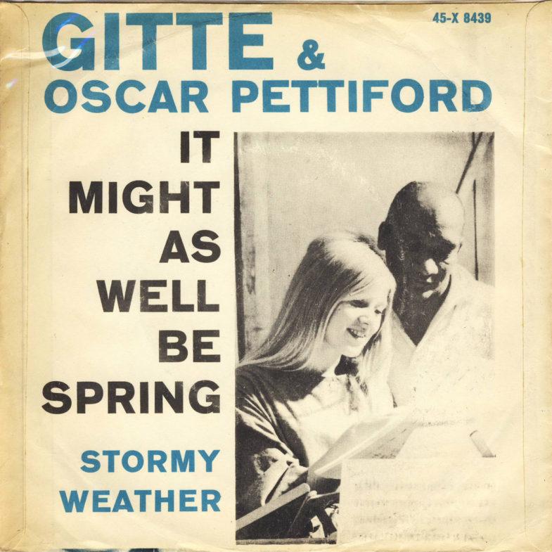 Gitte Haenning ① Stormy Weather X8439-2