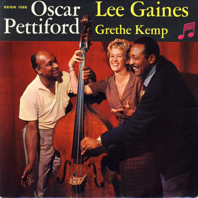 Grethe Kemp ② Moanin SEGK1068-1