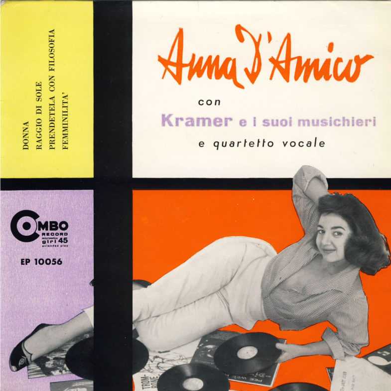 Anna D'amico Donna CMBO EP10056-1