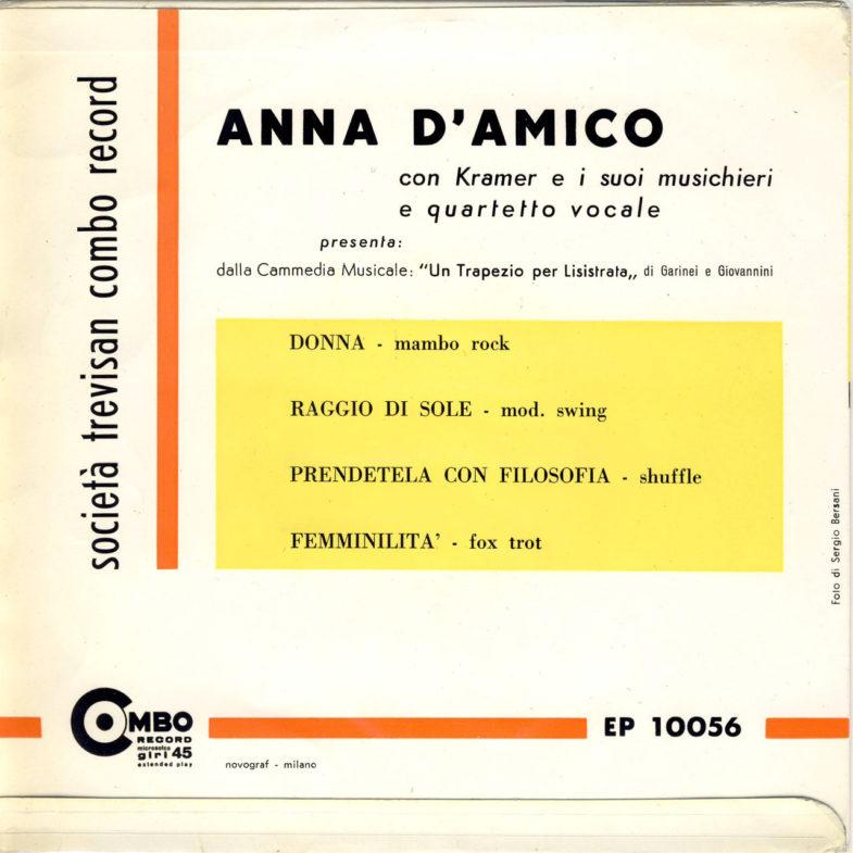 Anna D'amico Donna CMBO EP10056-2