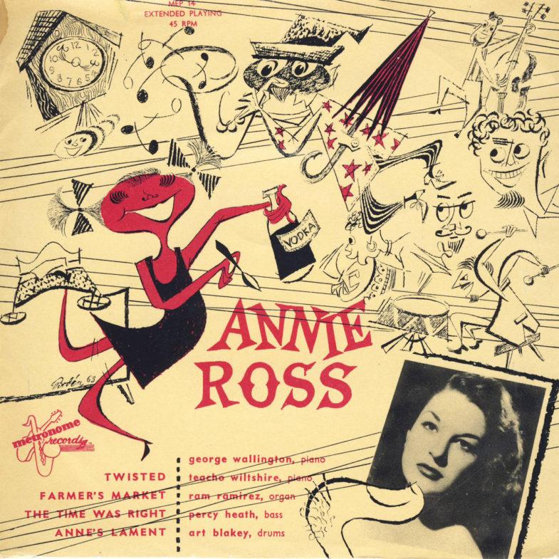 Annie Ross Sings Metronome MEP14-1