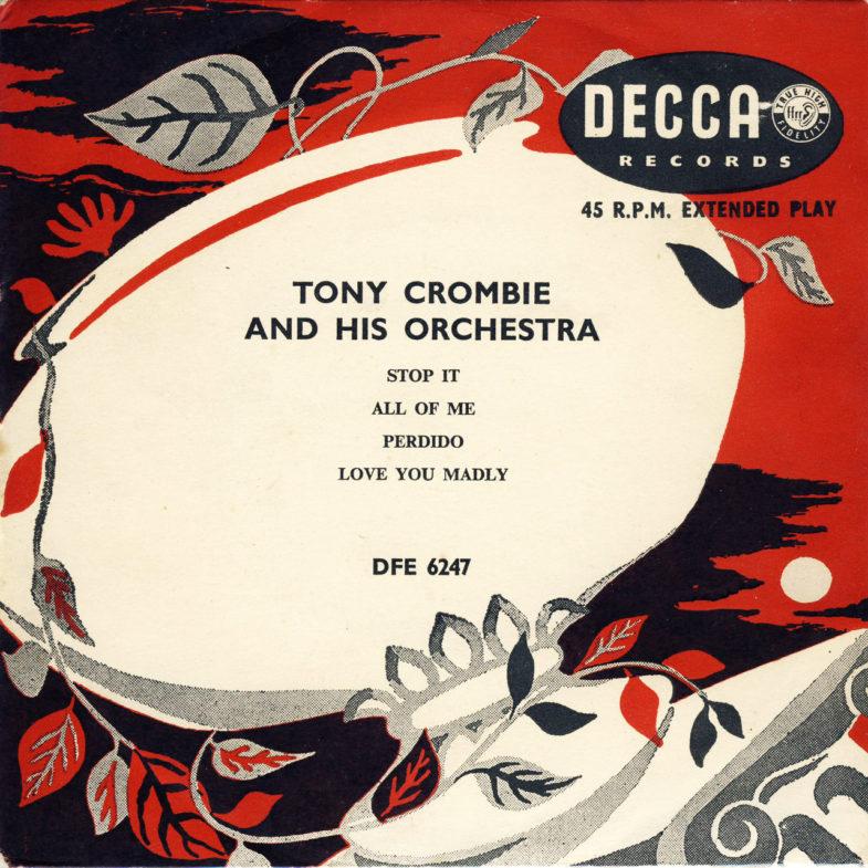Annie Ross Tony Crombie DECCA DEF6247-1