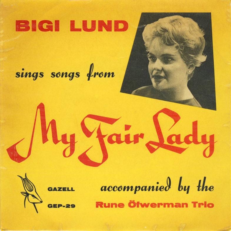 Bigi Lund My Fair Lady Gazell GEP29-1