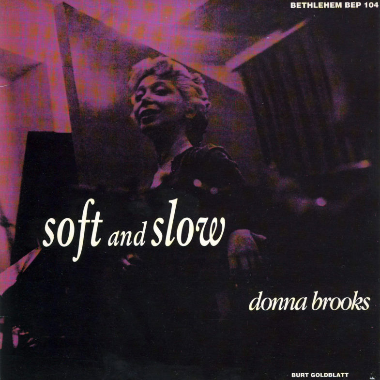 Donna Brooks Soft and Slow Bethlehem Bep104-1