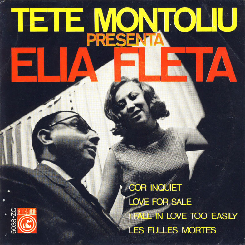 Elia Fleta Tete Montoliu Concentric 6038ZC-1