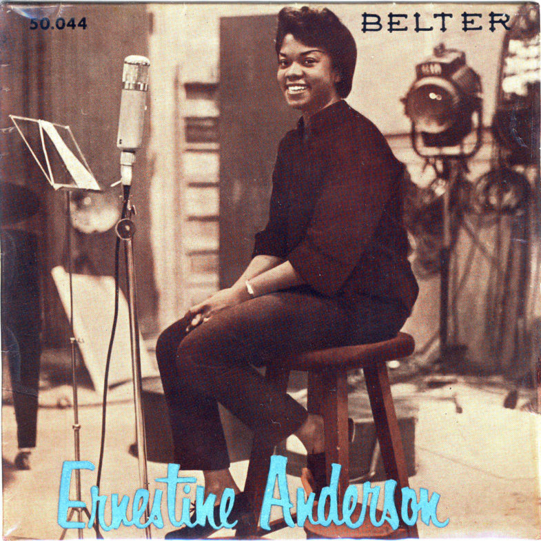 Ernestine Anderson Belter 50.044-1