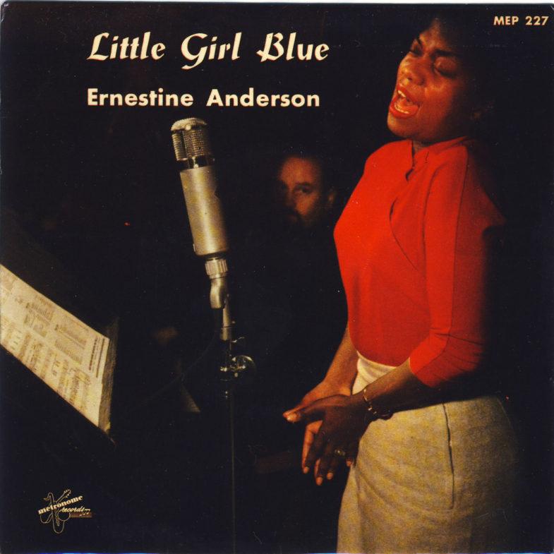 Ernestine Anderson Metronome MEP227-1