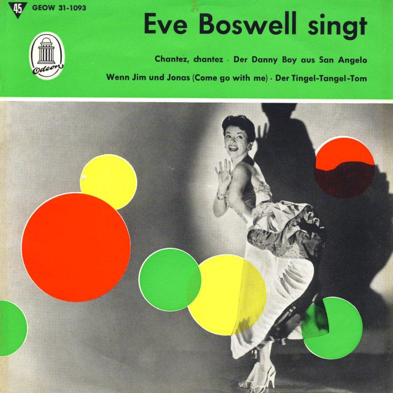 Eva Boswell singt OdeonGEOW311093-1