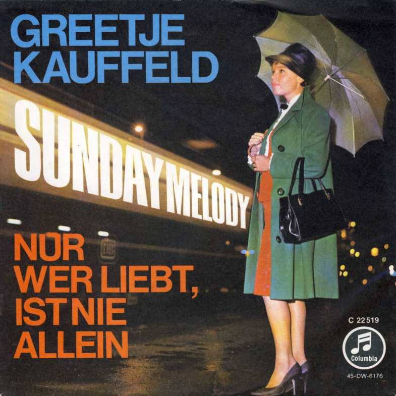 Greetje Kauffeld Sunday Merlody SK.Columbia C22519-1
