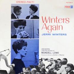 Jerri Winters WINTERS AGAIN