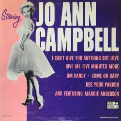 Jo Ann Campbell - [Starring Jo Ann Canpbell]-01