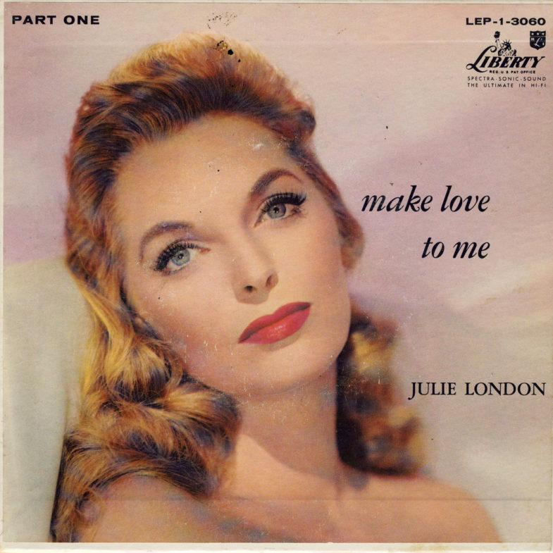 Julie London Make Love to Me LEP1360-1