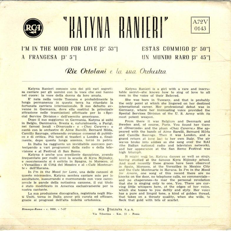 Katyna Ranieri RCA.Italiana A72V0143-2