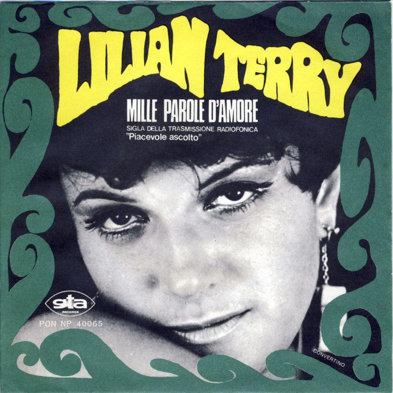 Lilian Terry Milie Parole D Amore gta NO40065-1
