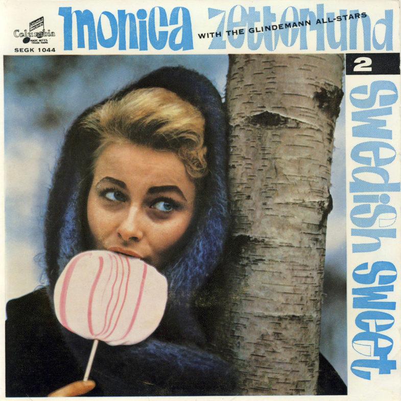 Monica Zetterlund Swedish Sweet 2 Columbia SEGK1044-1