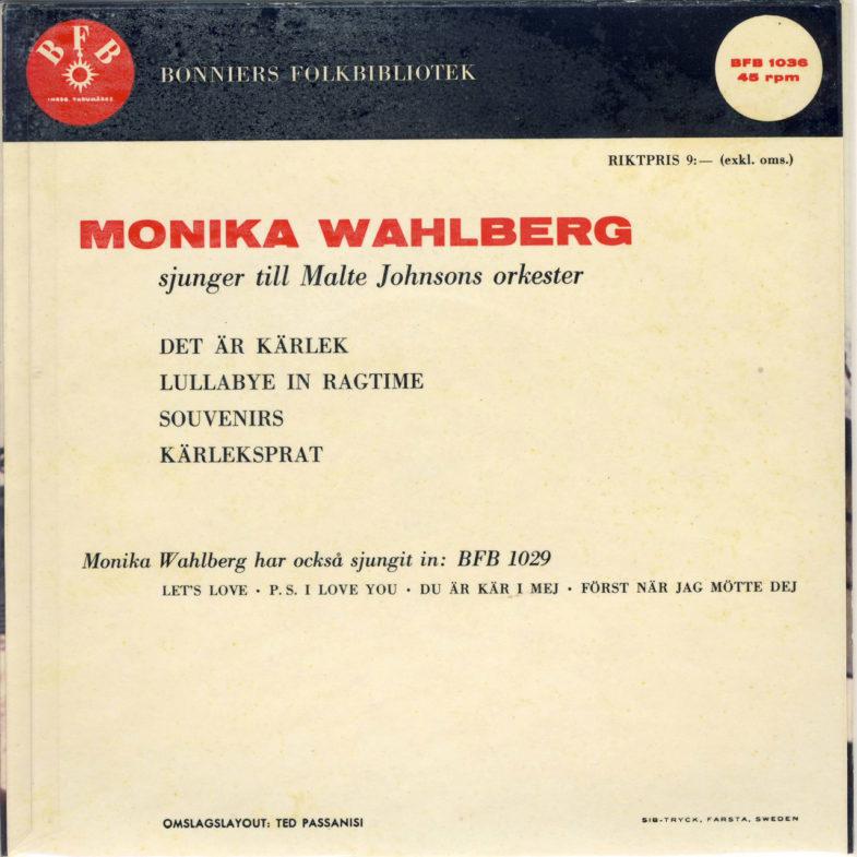Monika Wahlberg Bonniers BFB1036-2