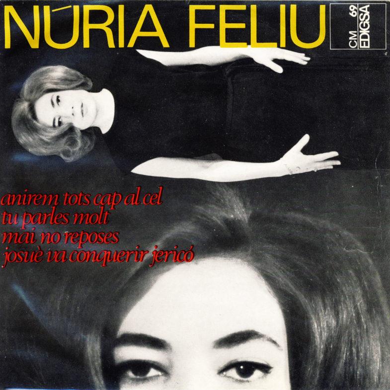 Nuria Feliu EDIGSA CM069-1