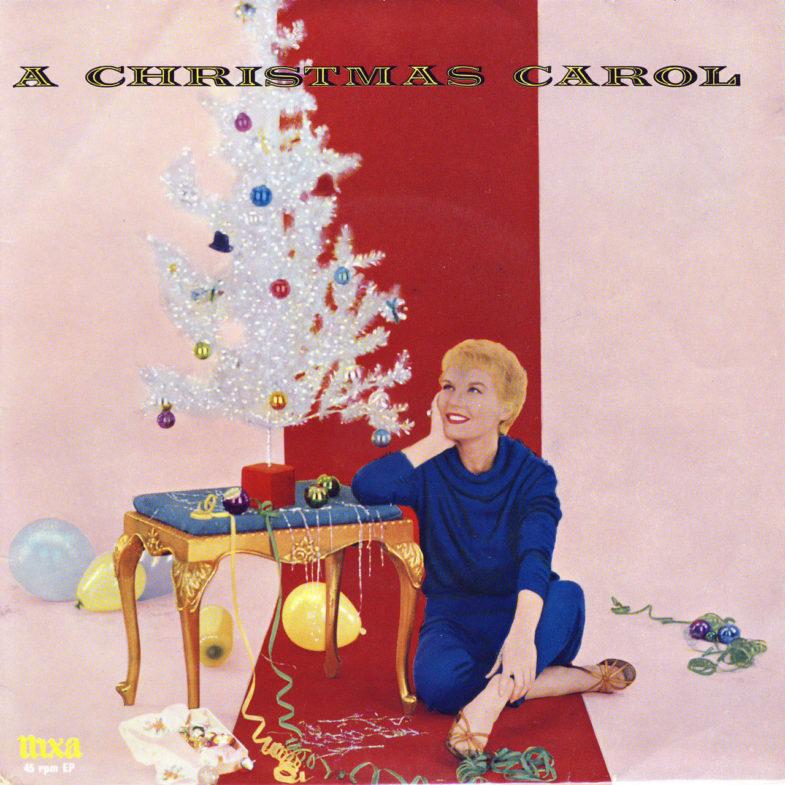 Petula Clark A Christmas Carol nixa NEP24094-1