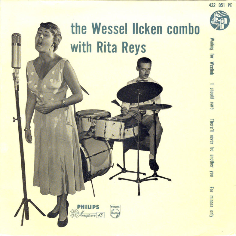 Rita Reys The Wessel Ilcken Combo Philips 422051PE-1