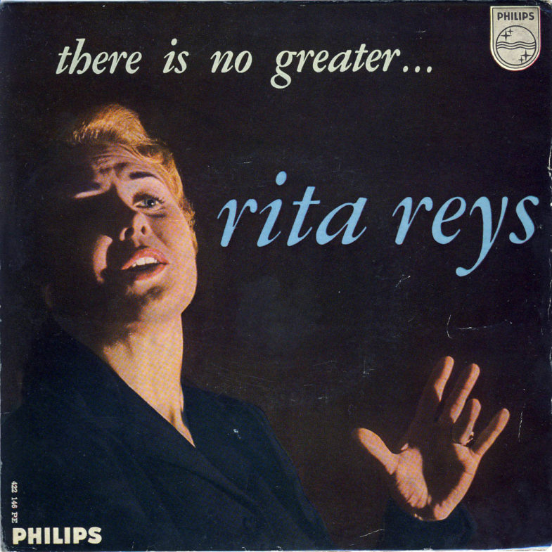 Rita Reys There is no Greater Philips 422146PE-1