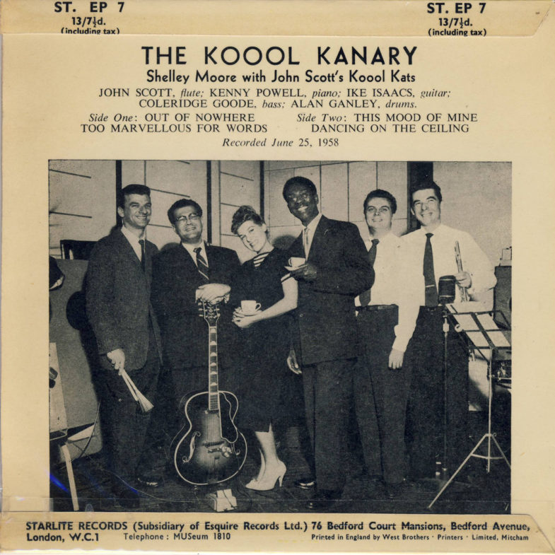 Shelley Moore The Koool Kanary Starlite EP1-2