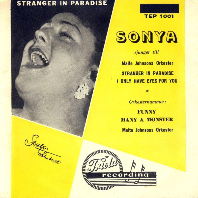 Sonya Hedenbratt Sonya Triola TEP1001-1
